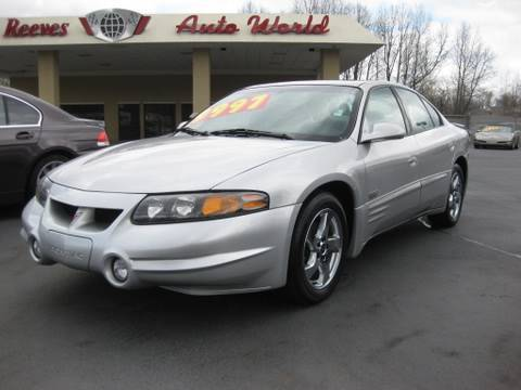 2003 pontiac bonneville ssei start up engine and in depth tour youtube. Black Bedroom Furniture Sets. Home Design Ideas
