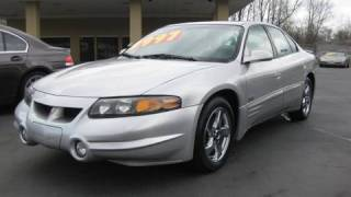 2003 Pontiac Bonneville SSEi Start Up, Engine, and In Depth Tour