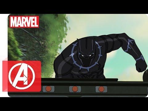 Avengers - Secret Wars: Black Panther   Marvel HQ Deutschland