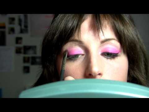 Makeup tutorial il mese del rosa