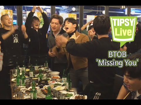 Tipsy Live - BTOB (Missing You) ENG SUB • Dingo Kdrama