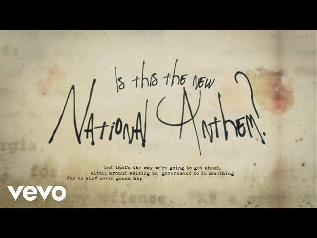 T.I. feat. Skylar Grey - New National Anthem (Lyric Video)