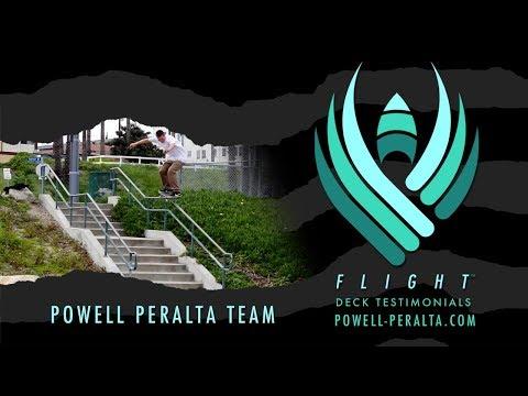 POWELL PERALTA | TEAMRIDERS | FLIGHT