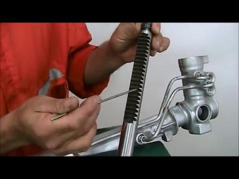 Reparación De Dirección Hidráulica Ford (Parte 2)