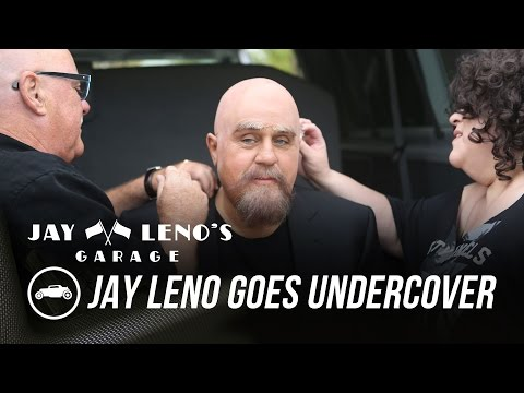 Jay Leno Goes Undercover as an UberBlack Driver - Jay Leno's Garage