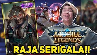 MENJADI SERIGALA GGS (ROGER) - MOBILE LEGEND #2