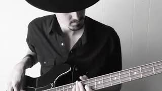NEEDTOBREATHE - Walking on Water (bass cover)