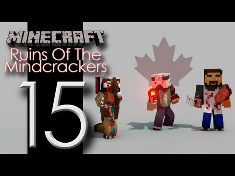 Minecraft Ruins Of The Mindcrackers - EP15 - Tough Times At The Arena