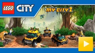 Lego City My City 2 - Lego Airport Full Game + Gold Briks gameplay Walkthrough (iOs, Android)