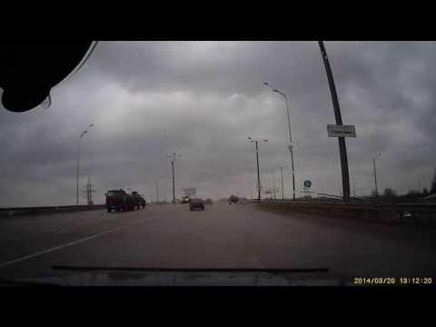 ДТП Харьков 20.03.2014.