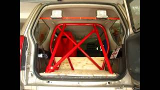 Fabrication arceau jimny 4 points, roll cage, ジムニー JB43