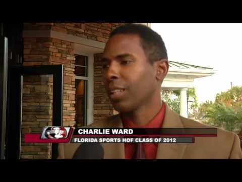 Charlie Ward Inducted Into Florida Sports Hall of Fame