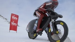 Eric Barone - 223,30 km/h (138,752 mph) - bike speed record - VSC