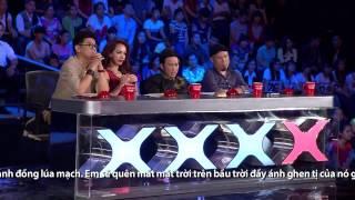 Vietnam's Got Talent 2014 - Nút vàng tiếp theo - Tập 05 lên sóng lúc 20 giờ Chủ Nhật kênh VTV3