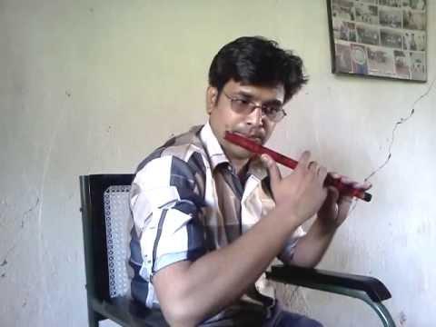 kaun disha me leke chala re  sameer kant shrivasta flute