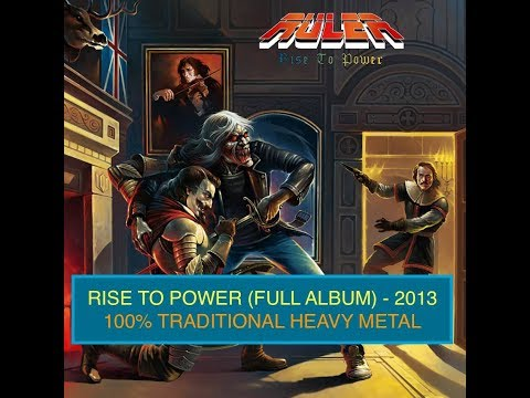 Ruler - Rise To Power (Full Album)