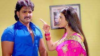 Akshara Singh ने दिया पवन सिंह को खुलेयाम धमकी | Akshara Singh Angry on Pawan Singh in Bhojpuri Film