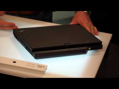 Lenovo Unboxed: ThinkPad X230t convertible tablet