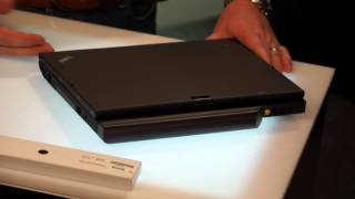 Lenovo Unboxed_ ThinkPad X230t convertible tablet