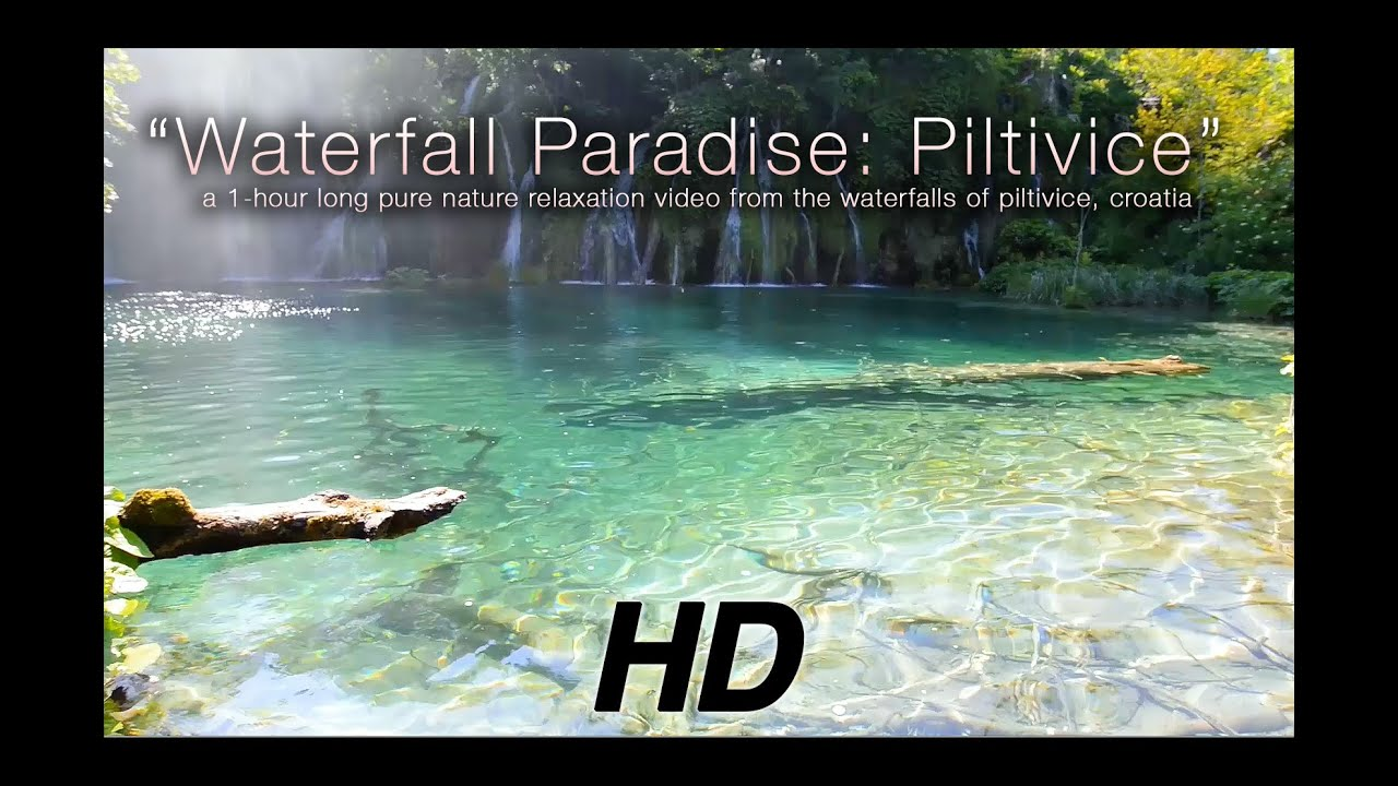 Waterfalls Videos hd hd Nature Relaxation Video