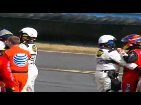 The Whole Story: Kevin Harvick vs Juan Pablo Montoya 2007