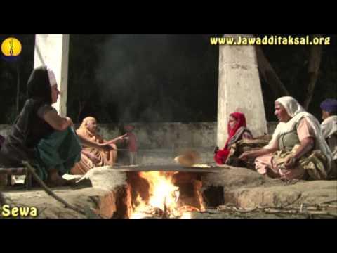 Langar Sewa  Adutti Gurmat Sangeet Samellan - 2014