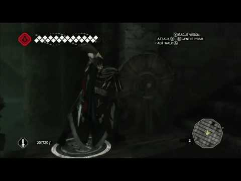 Assassin's Creed 2: Octopus Easter Egg