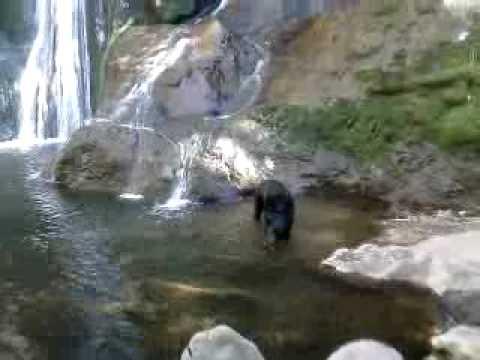 Kanan falls, secret spot