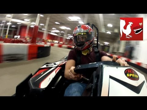 K1 Speed Indoor Go Kart Racing - RT Recap