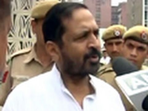 Suresh Kalmadi rubbishes reports of dementia