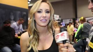 Sexy Bret Rossi says she would not Fuck Donald Trump