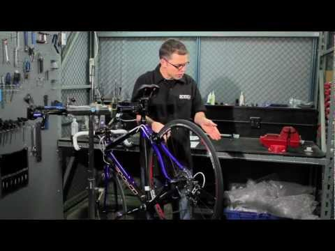 How to Adjust a Front Derailleur from Performance Bicycle