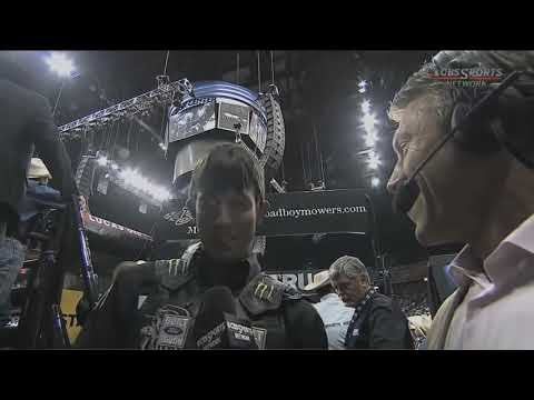 Legendary Bushwacker's record-breaking buckoff streak (PBR)