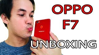 Oppo F7 Unboxing Philippines (Tagalog) - VLOG 4