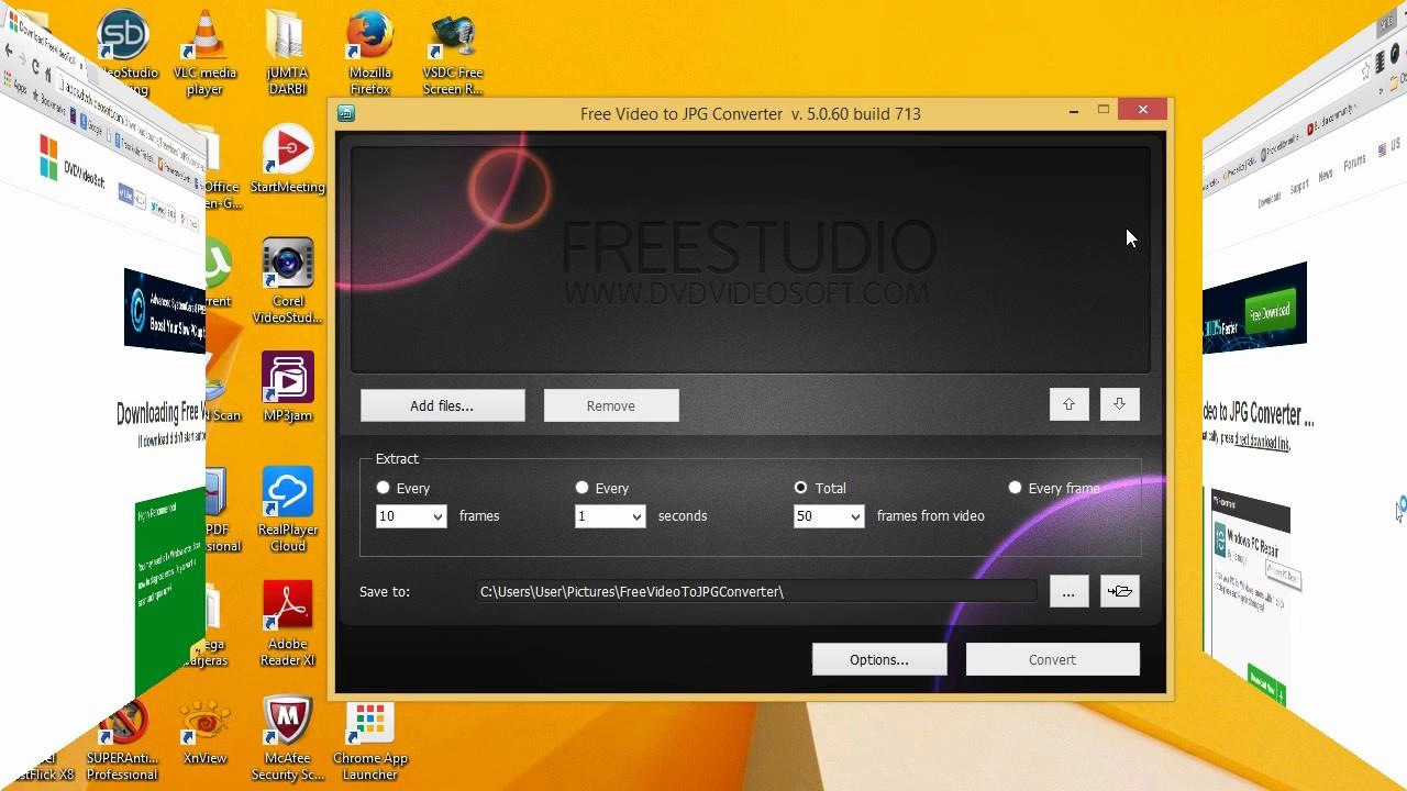4Free Video Converter  Convert Any Media Formats