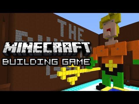 Minecraft: Building Game - SUPERHERO EDITION!