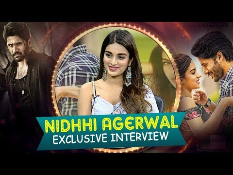 Tollywood opened a New World to Me Says Nidhhi Agerwal | Naga Chaitanya's Savyasachi | NTV Special