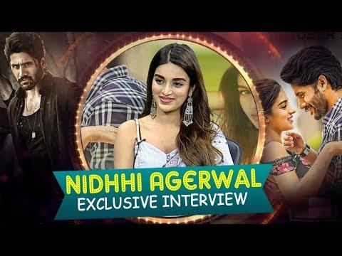 Tollywood opened a New World to Me Says Nidhhi Agerwal | Naga Chaitanya's Savyasachi | NTV Special