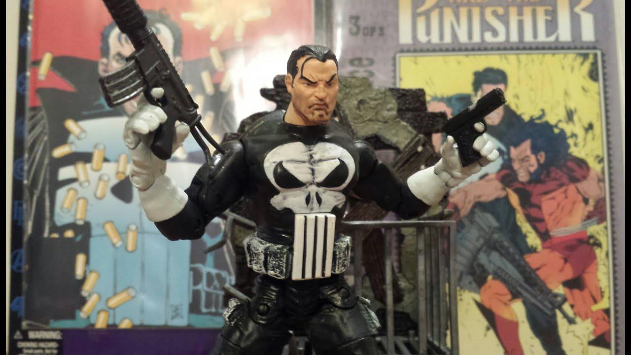 Marvel Legends Punisher Punisher/ Toybiz Marvel