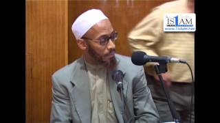 Islam the Only Solution to World Peace Part 1 (1 of 2)  |  Khalid Yasin