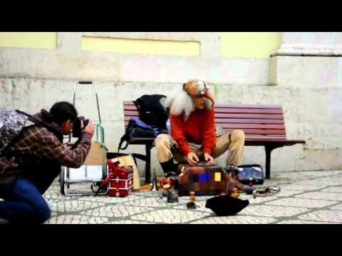 Amazing Street Artist