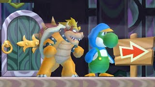 New Super Bowser and Yoshi Bros. Wii - 2 Player Co-Op - #08