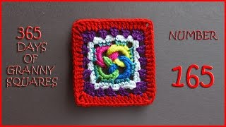 365 Days of Granny Squares Number 165