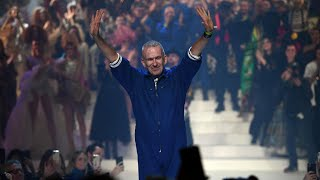 Fashion legend Jean-Paul Gaultier takes final bow at star-studded finale in Paris