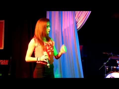 Kaleigh Cronin - The Boy From Ipanema at CMU 2011 Showcase Cabaret