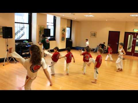Capoeira Kids London Muzenza Academy