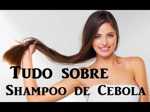 TUDO SOBRE SHAMPOO DE CEBOLA (e alho)!!