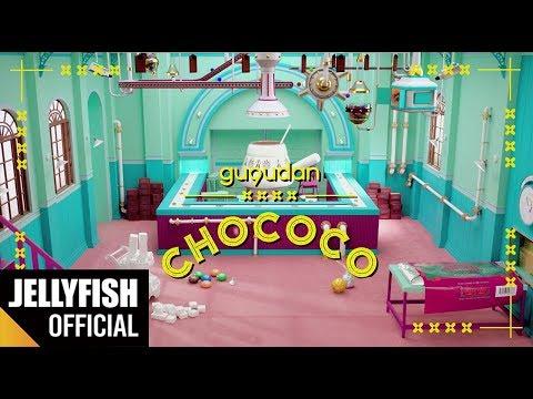 gugudan(구구단) - 'Chococo' Official M/V