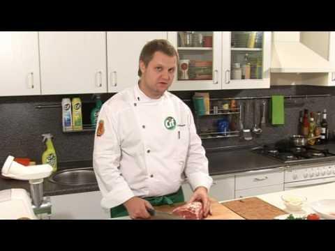 Маринад для шашлыка из свинины - видеорецепт