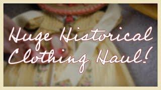 HUGE Retired AG Historical/Beforever Clothing Haul!
